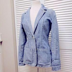 QSD Vintage Jean Blazer RARE